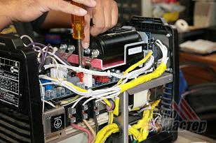 Ремонт сварочного оборудования и инверторов