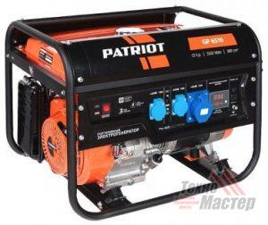 Бензогенератор PATRIOT 5,5 кВт